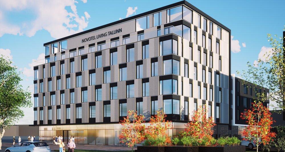 Accor wprowadza koncept Novotel Living do Tallina. Obiekt ma być otwarty w 2022 roku