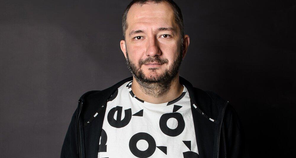 Radek Dudzic, creative group head, Plej
