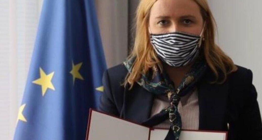 Olga Semeniuk, fot. gov.pl