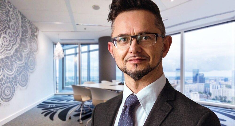 Tomasz Kucharczyk, chief marketing officer M8 Production House