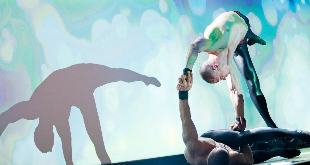 Everest, duet akrobatyczny  Everest