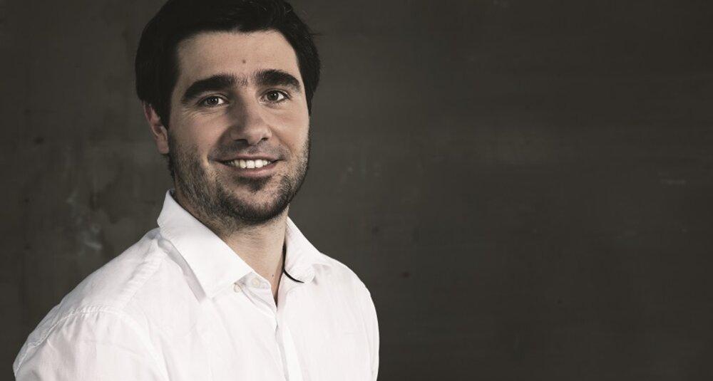 Michał Maciątek, dyrektor operacyjny  El Padre. fot. Szymon Kobusiński, Studio Bank