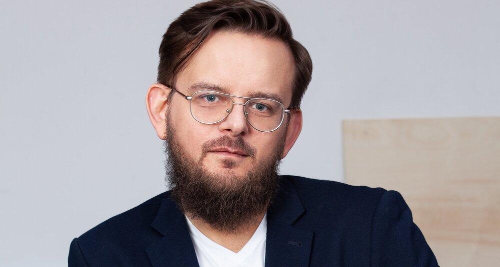Artur Roguski, head of social media, Valkea