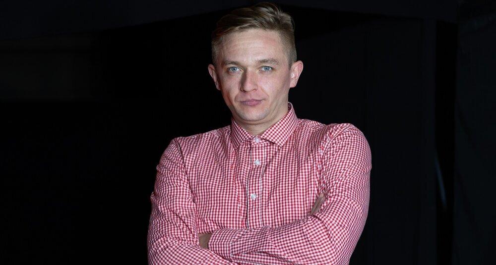 Łukasz Szaruga, business development manager, SG Events