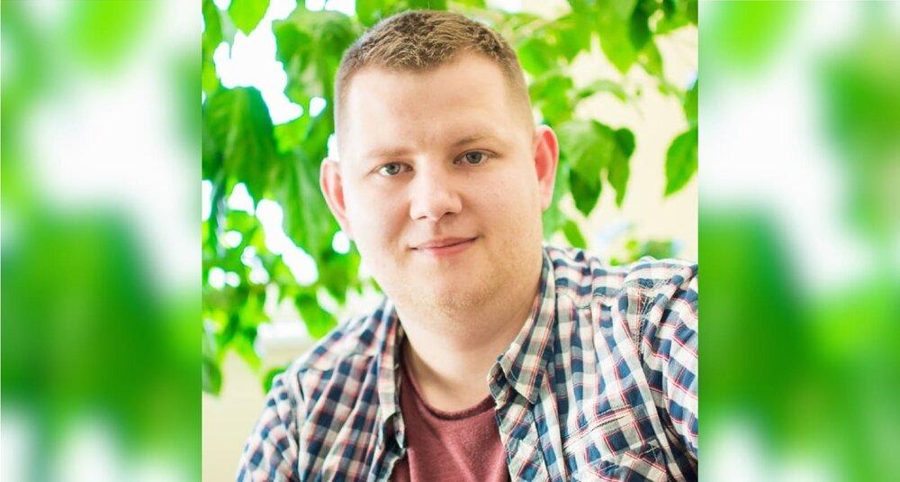 Łukasz Łyjak, manager Kuźni Społecznej w Olsztynie