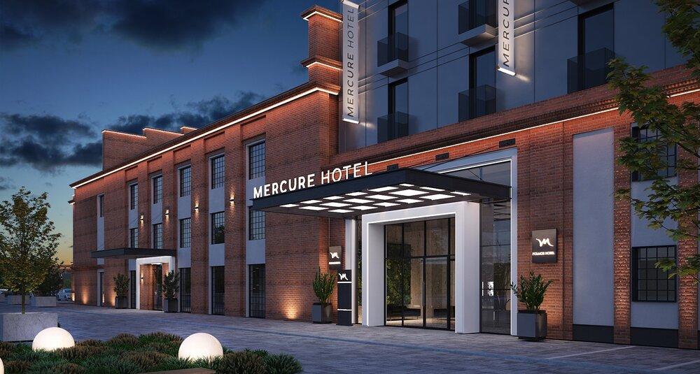 Mercure Kraków Fabryczna City