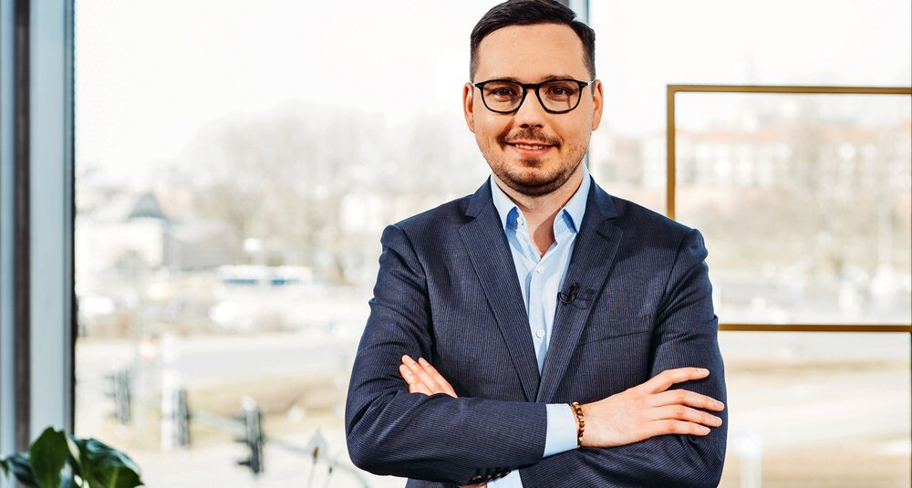 Wojciech Życzyński, dyrektor ds. kanału partnerskiego na rynki wschodzące w EMEA, Citrix