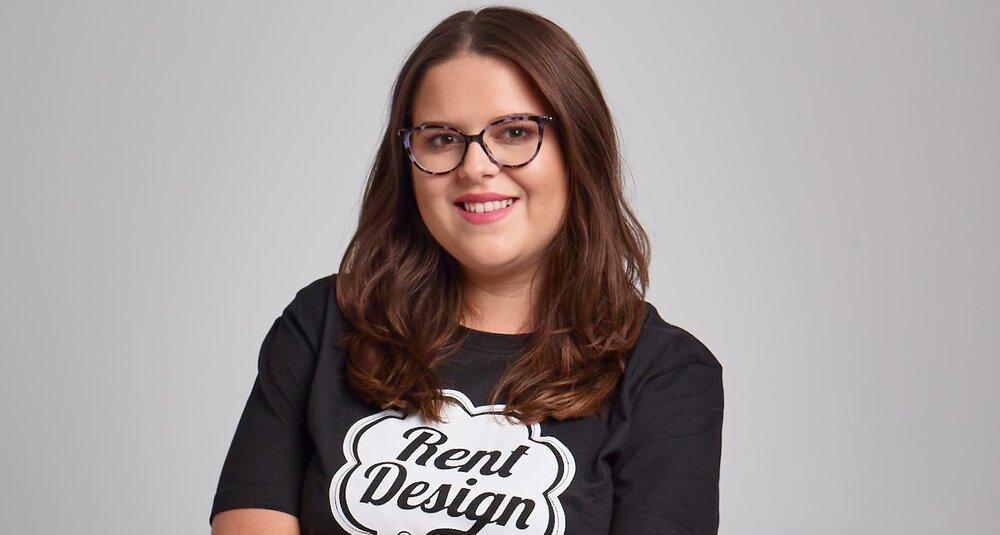 Zuzanna Marczak-Bochniak, specjalista ds. marketingu i komunikacji, Rent Design