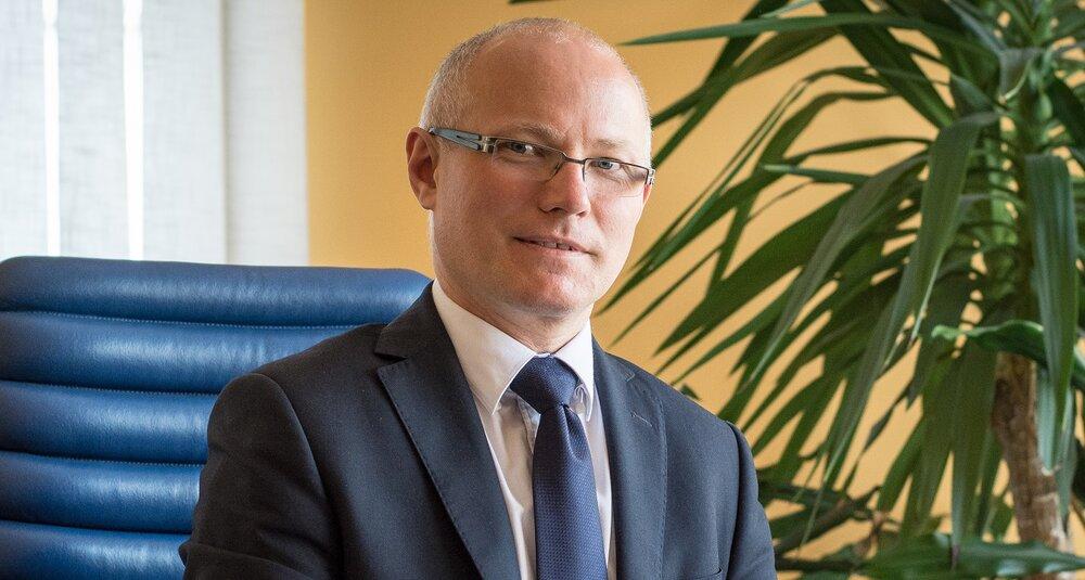 Przemysław Biechowiak, dyrektor Hotelu HP Park Plaza we Wrocławiu