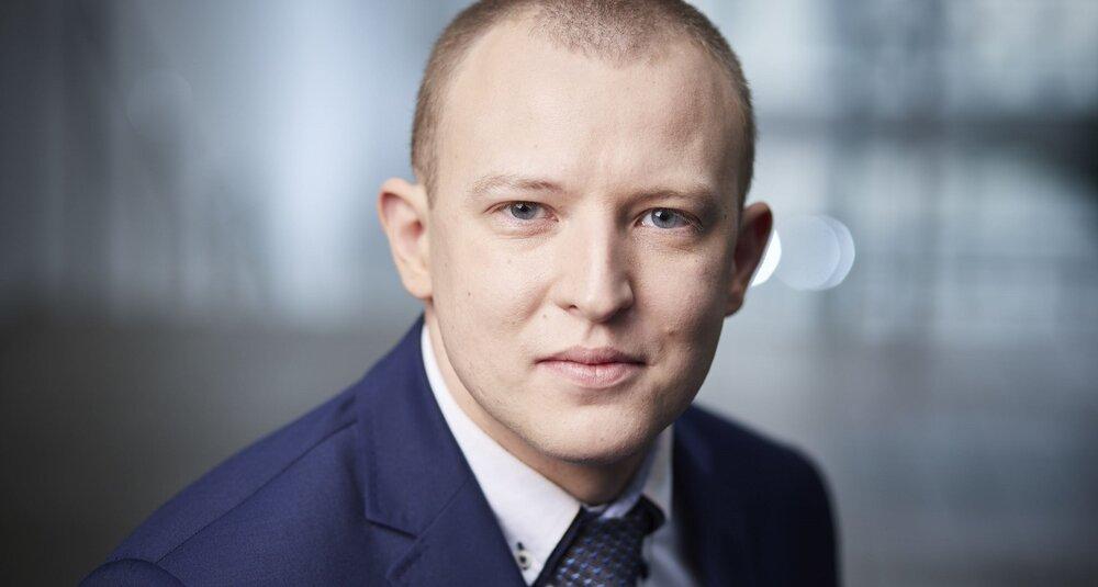Łukasz Pacek, kupiec wiodący, BNP Paribas Bank Polska SA