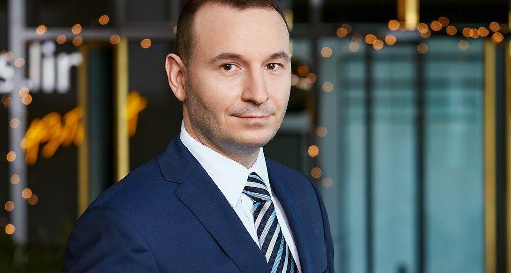Grzegorz Kurzyński. dyrektor sprzedaży produktów konsumenckich w Lenovo Polska