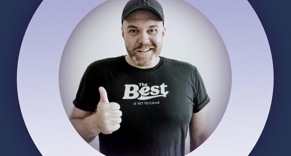 Marcin Dabulis, właściciel Mr. Idea event creation boutique
