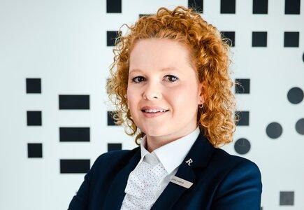 Julia Nodzak, dyrektor generalna hotelu Hampton by Hilton Warsaw Airport