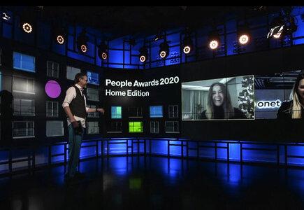 Gala People Awards 2020. Home Edition