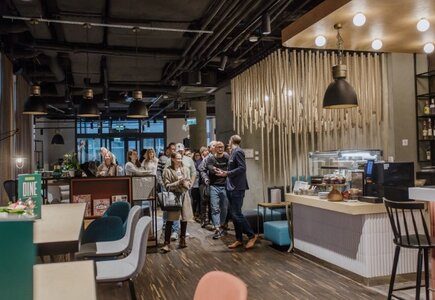 Wizyta studyjna w Holiday Inn Gdańsk - City Centre