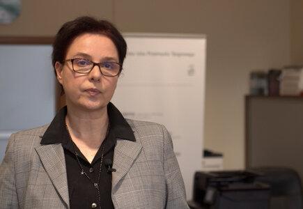 dr Beata Kozyra, prezes zarządu Polskiej Izby Przemysłu Targowego