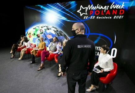 Otwarcie przez organizatorów MWP 2021. Konferencja prasowa.
