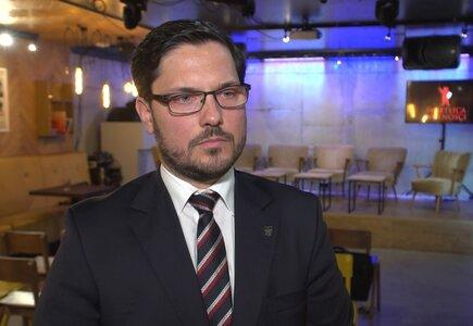 Michał Holeksa, wiceprezes Urzędu Ochrony Konkurencji i Konsumentów