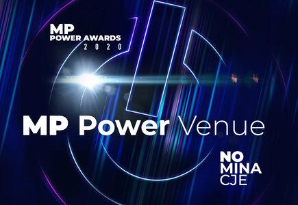 W ramach MP Power Awards® nagradzane są obiekty (MP Power Venue), projekty (MP Power Projekt), produkty (MP Power Produkt) oraz najbardziej wpływowe osoby w branży (MP Power 12).