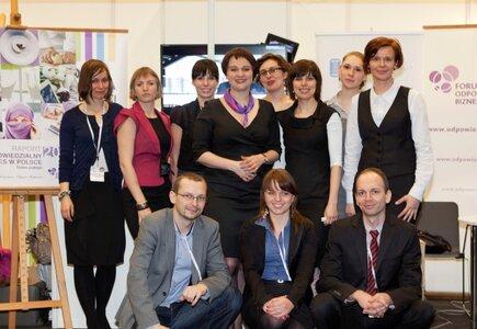 Zespół Forum Odpwiedzialnego Biznesu
