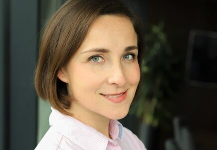 Katarzyna Tencza, associate director investment & hospitality w Walter Herz