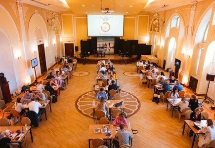 Wydarzenie odbyło się w Warszawskim Dom Technika NOT