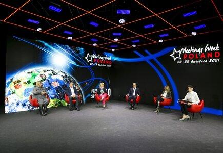 Sesja SITE i SOIT – Incentive w nowej rzeczywistości. fot. Katarzyna Cegłowska
