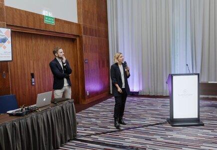 Przedstawiciele Gdańsk Convention Bureau o aplikacji Gdansk Conference App
