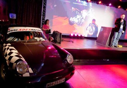 Adex Racing Team, pokazy samochodowe