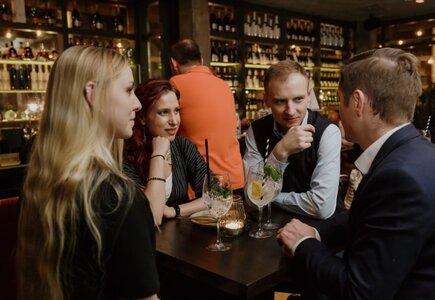 Wieczór integracyjny w Medusa Bar Sopot