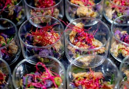 Catering aleje3 przygotował catering na całe wydarzenie