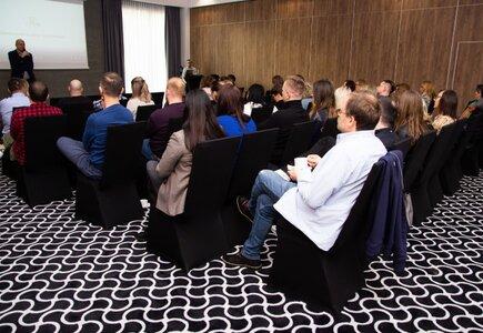 MP MICE Tour® Aparthotel Termy Uniejów rozpoczęło spotkanie poświęcone prezentacji nowo otwartego obiektu