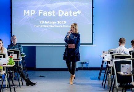 Rozpoczęcie części biznesowej - Sylwia Banaszewska, MeetingPlanner.pl