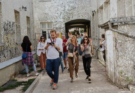 Gra miejska TamTu - poznawanie miasta, które stało się interaktywną planszą gry