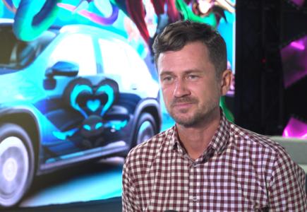 Tomasz Mucha, product PR w Mercedes-Benz Polska