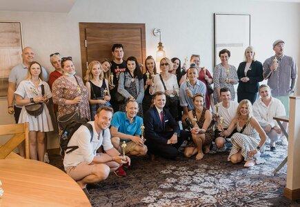 Oscarowe zwiedzanie DoubleTree by Hilton Kraków Hotel. Ewa Wita, Fotograficznie.pl