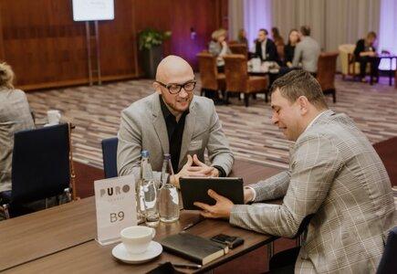 W Sheraton Sopot Hotel odbyło się ponad 330 owocnych rozmów biznesowych