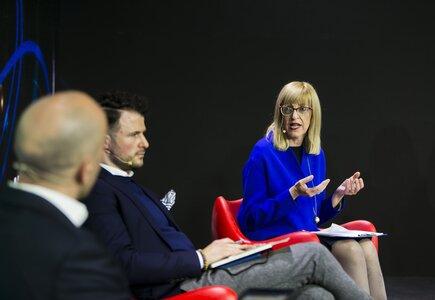 Sesja: SKKP – Nowa era najlepszych z najlepszych – o kompetencjach, pracownikach przyszłości i świadomym przywództwie w branży MICE
