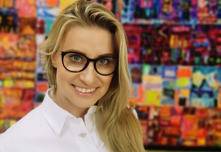 Olga Chełchowska, account director Client Service,  Walk Creative