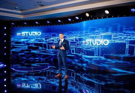 mStudio powered by Warsaw Marriott