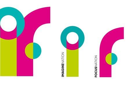 Nowe logotypy agencji Imagine Nation i Focus Nation