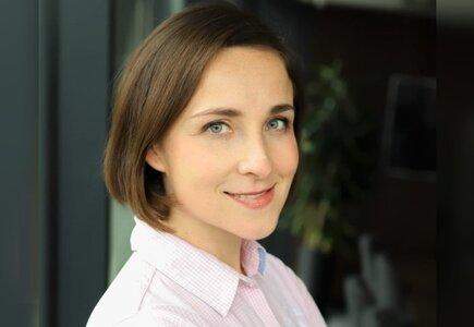 Katarzyna Tencza, associate director investment & hospitality z Walter Herz
