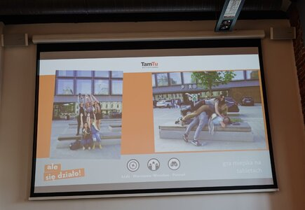 Gra miejska TamTu - finał i prezentacja osiągnięć uczestników w Vienna House Andel's Łódź