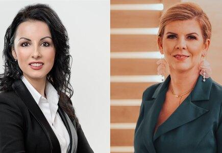 Katarzyna Czopor, dyrektor regionalna IGHP na Podkarpaciu i Agnieszka Żurakowska, dyrektor regionalna IGHP w woj. opolskim