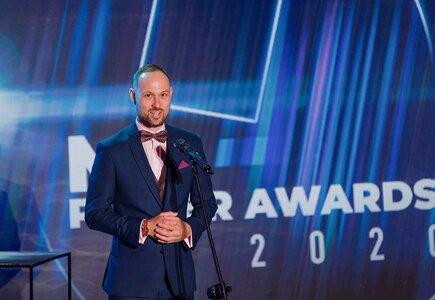 dr Krzysztof Celuch, przewodniczący Jury MP Power Awards