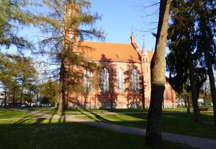 Kościół Rzymskokatolicki Pw. Matki Boskiej Szkaplerznej. fot. Piotr Jaworski