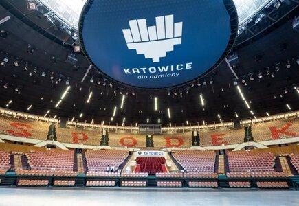 """Miasto Katowice """"Katowice dla Odmiany"""" było współgospodarzem MP MICE Tour® Katowice z kulturą. Punktem programu była wizyta w Spodku. Fot. Marcin Faliński"""