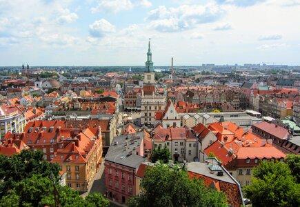 Poznań - Stare Miasto. fot. Wojciech Mania
