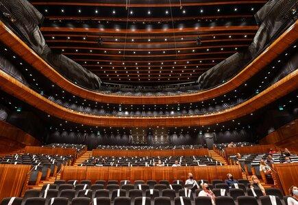W programie MP MICE Tour jest wieczorny koncert w siedzibie Narodowej Orkiestry Polskiego Radia. Fot. Marcin Faliński
