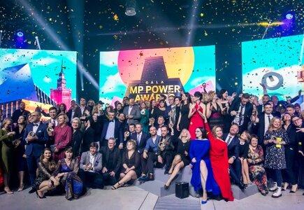 Finał gali MP Power Awards w Global Expo, w Warszawie. fot. Robert Szarapka, PHOTOholic.pl
